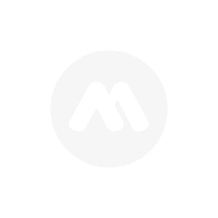 Zip-sweater Forza Zwart - Wit