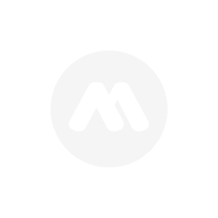 Zip-sweater Forza Zwart - Wit